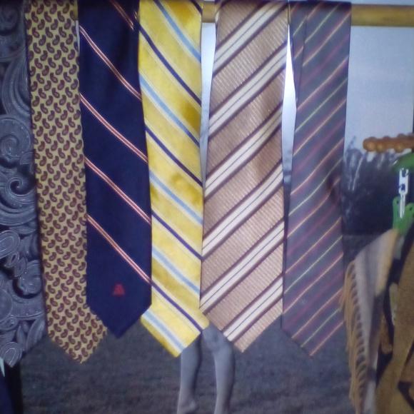 Valentino Other - Lot of 6 designer ties